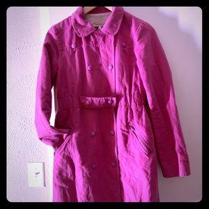 See by Chloe pink jacket/coat